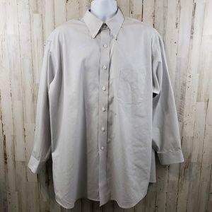 Stafford Executive Wrinkle Free Mens Shirt